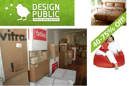Design Public Warehouse Sale October 14 + 15 (San Francisco)