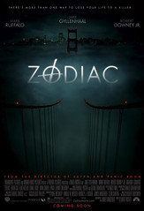 Póster de 'Zodiac', de David Fincher