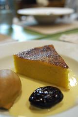 Millason Landoise Caramelise Prunmeaux Armagnac et Glace Caramel, Comme a la Maison, Akasaka