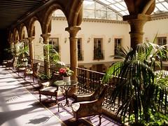 Hotel in Avila, Spain