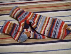 Favorite Sweater socks