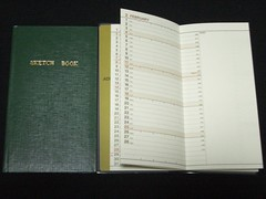Fieldnote - Sketch Book;測量野帳6