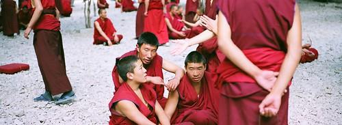 sera monastery debates