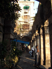 Bombay's arches, and morning routines covered