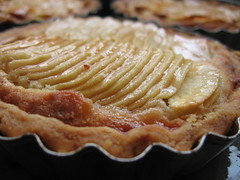 Apple Frangipane Tartlets (2)