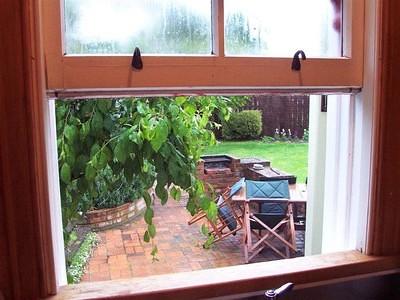 Vue de ma fenêtre - Nouvelle Zélande