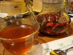 Sweet Tea of Jujube, Dried Longan, and Lotus Seed