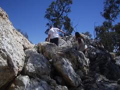 climbing on the reef.jpg