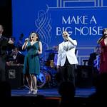 Brandon Dahlquist, Christine Mild, Yando Lopez, and Cory Goodrich. Photo by Robert Carl.