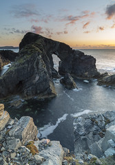 Explored  - Stac A' Phris photo by Howard Brown