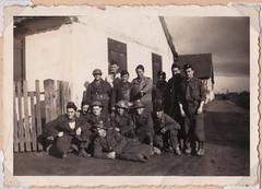Hiver 1945 - Alsace- Bm 21 à Marckolsheim  - Col. P. Ruiz
