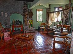 Ugu Bigyan pottery and garden , house interior photo by STEHOUWER AND RECIO
