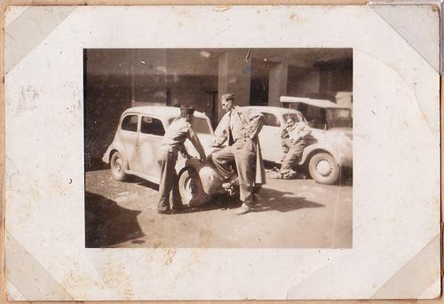 Automne 1944 - Albigny - Col. P. Ruiz Albigny