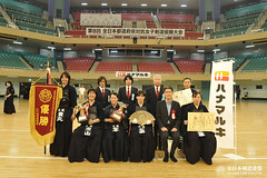 8th All Japan Interprefecture Ladies Kendo Championship_198