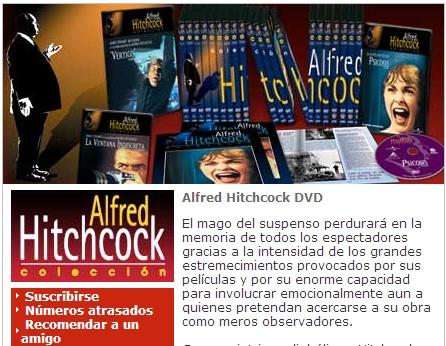 Colección Alfred Hitchcok