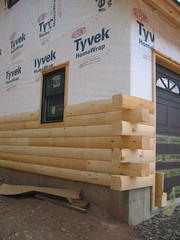 Garage wall siding 01