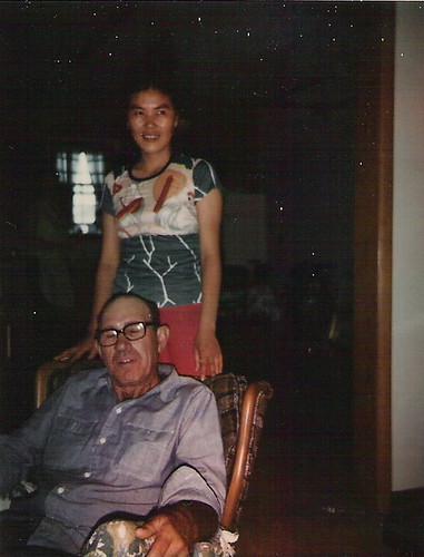 Mom & Grandpa