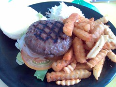 The Botak Burger Set