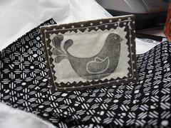 Birdie Card