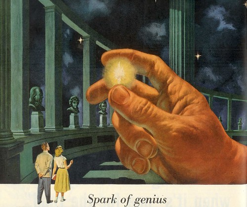 Union Carbide - Spark of Genius - 1953