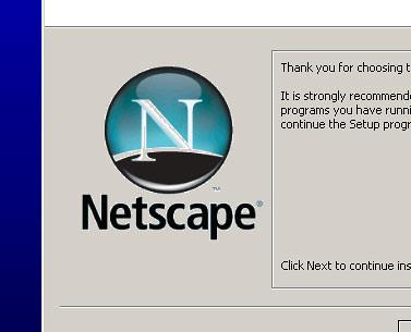 Netscape 8.1 with no anti-aliasing