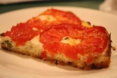 Tomato Ricotta Tart 2