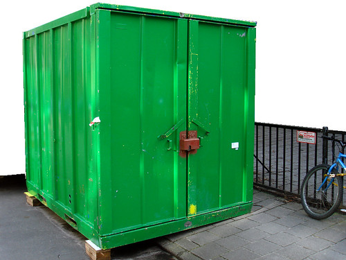 Green Box Installation