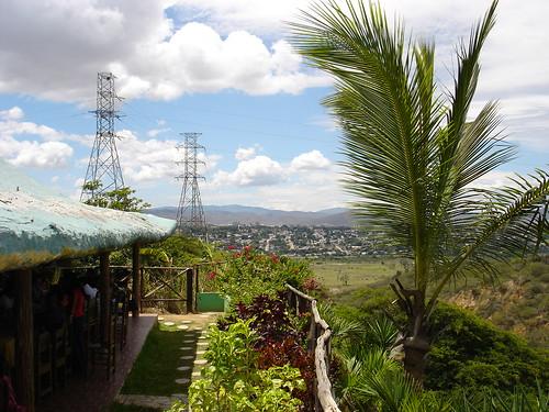 Vista desde el Caney de Malanga