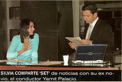 Silvia Corzo y Yamit Palacio (TV y Novelas Colombia, 20060812)