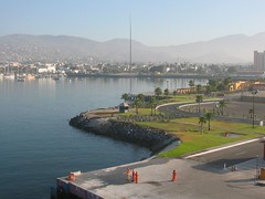 0383 Ensenada Harbor