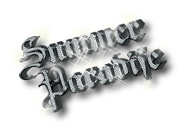 Summer Paradise logo
