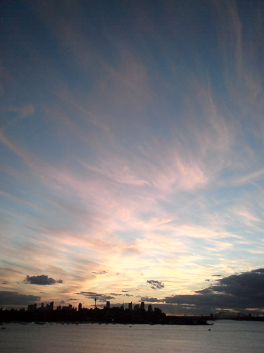 Rose Bay Sunset