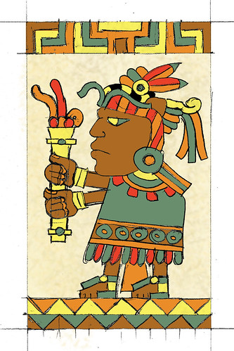 Mixtec B color study