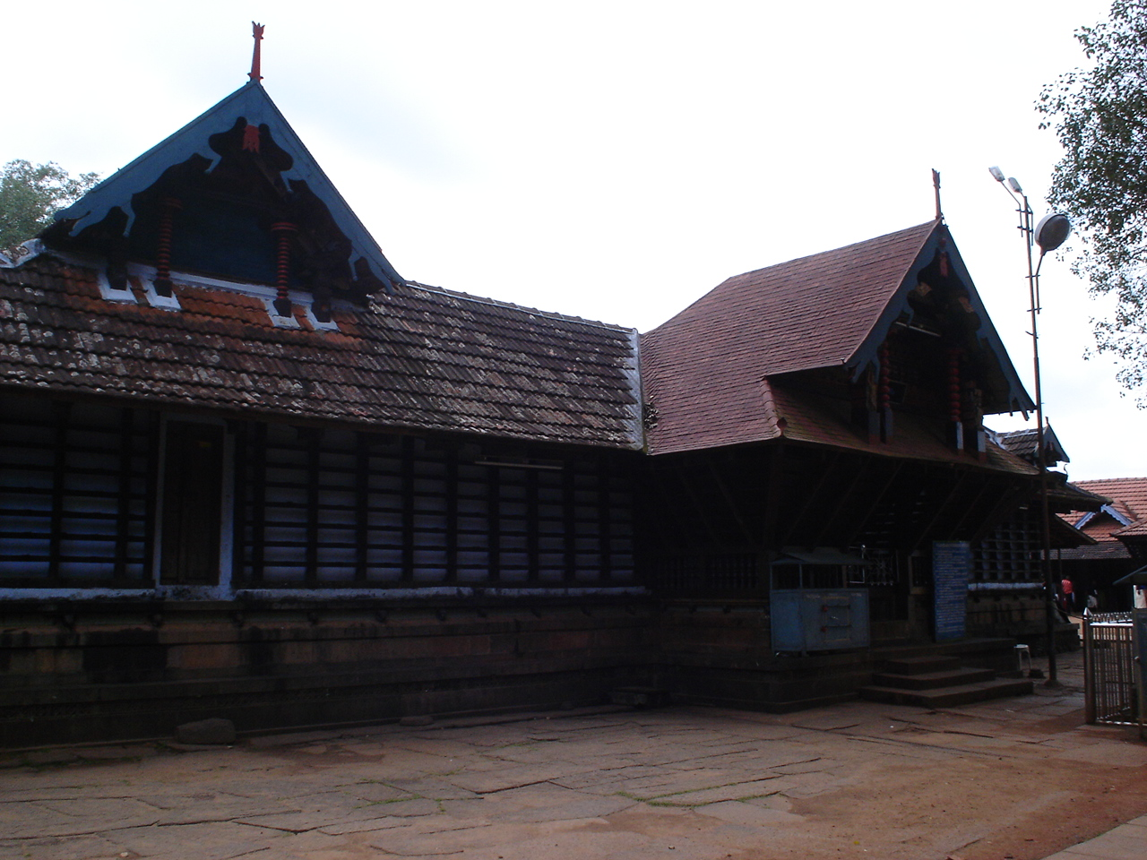 Thirumanthamkunnu Temple, Kerala, India