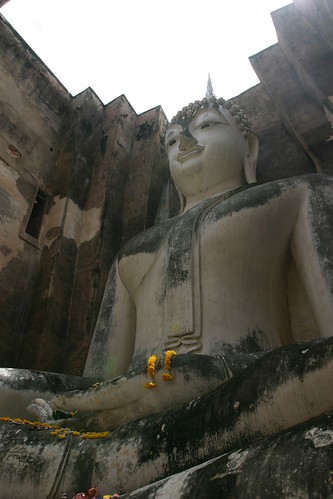 Budda and Temples in Sukhothai 22