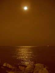 Lake Ontario By Moonlight (1)