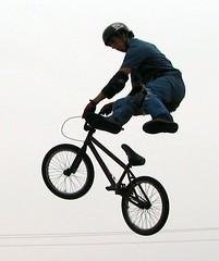 2006 TN State Fair:  BMX Stunt Show