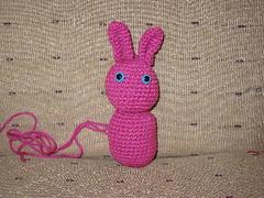 WIP - Pink Rabbit