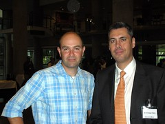 Con Chris Anderson