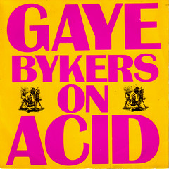 gaye bykers on acid | everythang's groovy
