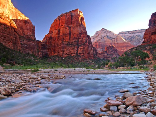 Picture of the Day: Angels Landing at Zion National Park ...