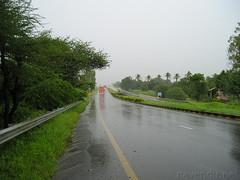 Rain zone