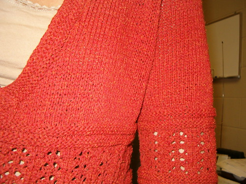 Simple Knitted Bodice