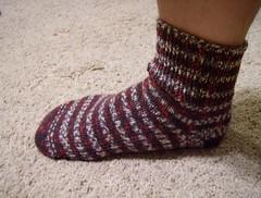 LumberJack sock