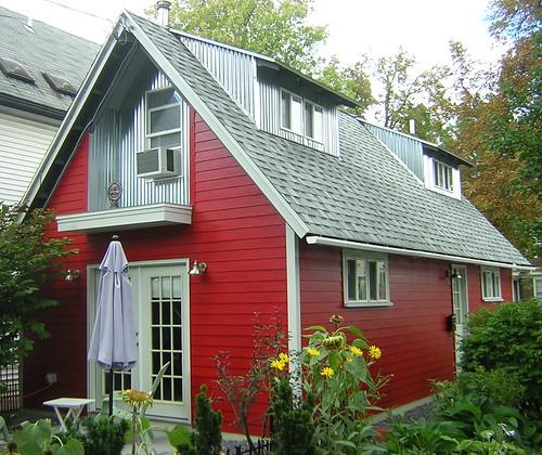 FixBuffalo: Small Red House
