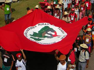 Movimiento de Trabajadores Rurales Sin Tierra, MST - Brasil