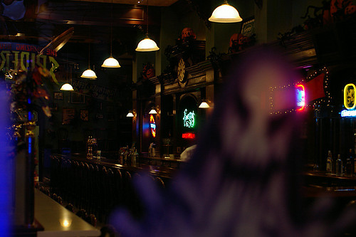 Finnegan's ghost