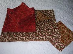 placemats & napkins