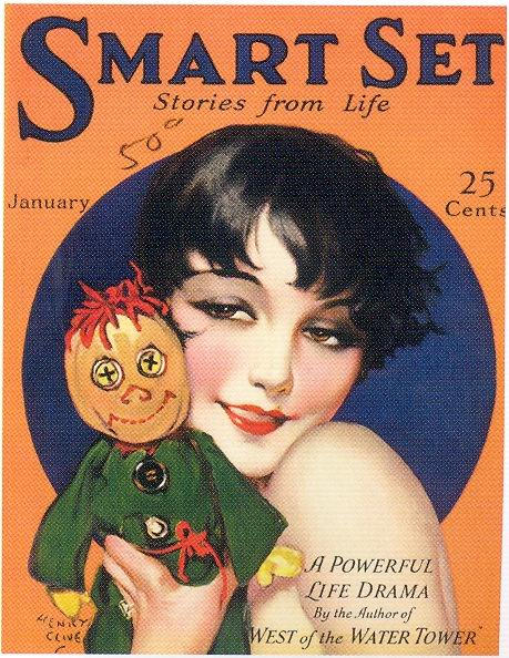 Henry Clive, Smart Set, January 1920s