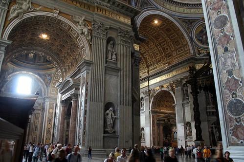 Massive St. Peter's